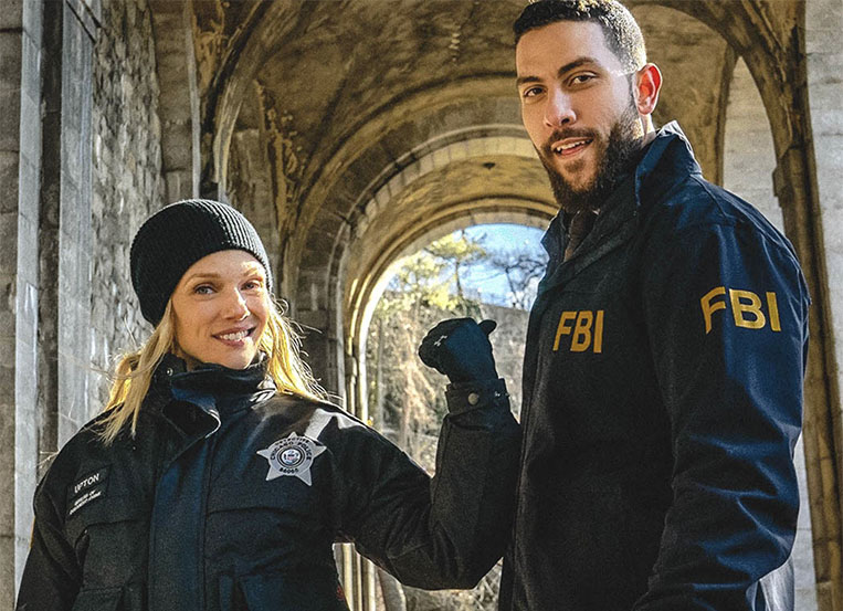 'Chicago PD' Hailey Upton, assigned to Dick Wolf's 'FBI'