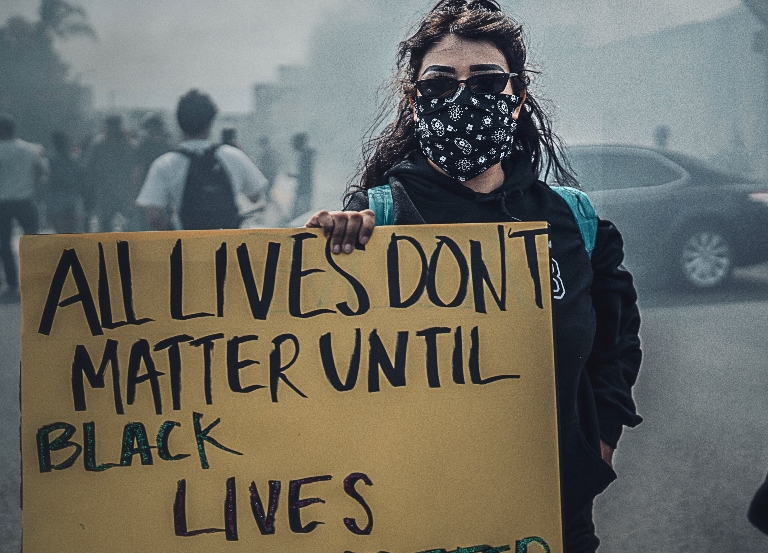 Sam Ciaramitaro's photos of BLM Demonstrations