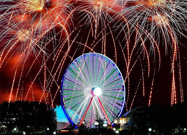 Mayor Lightfoot announces Chicago's 4th of July events