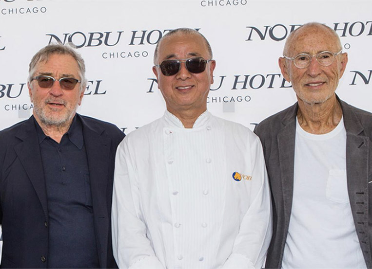 Robert DeNiro brings Nobu Hotel to Chicago's West Loop