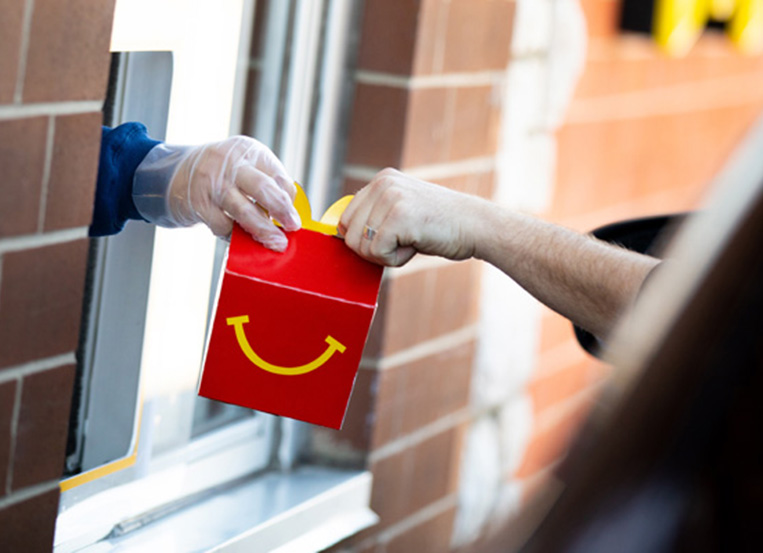McDonald's gets advice  from Mayo Clinic on safety