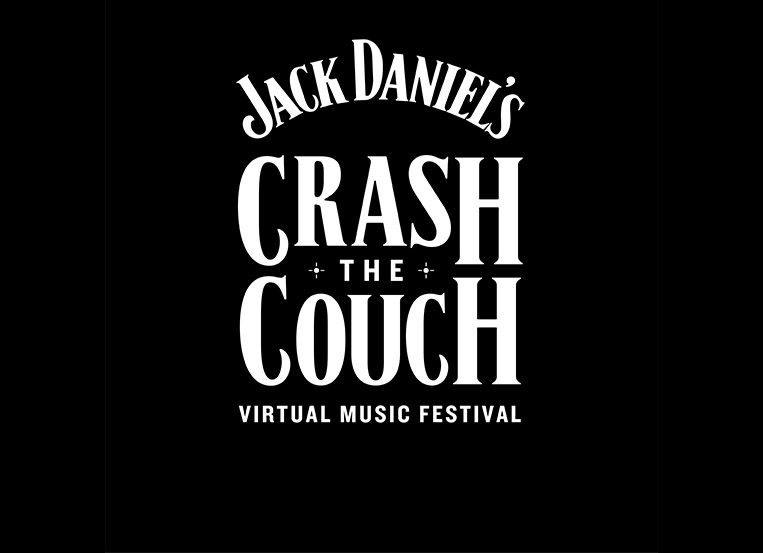 Jack Daniel's & BBDO launch 'Crash the Couch' music fest