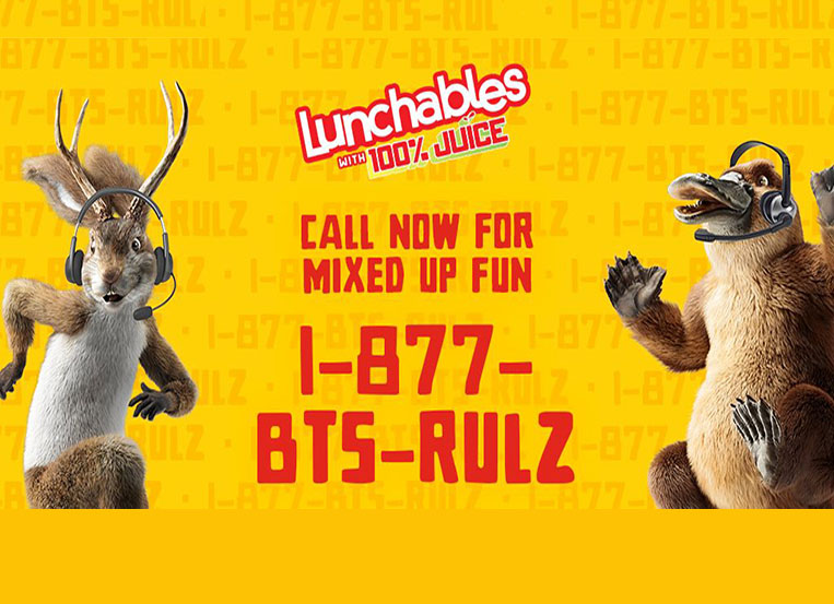Lunchables Hotline helps navigate mixed-up school year