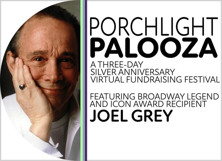 PorchlightPalooza Festival honors Joel Grey