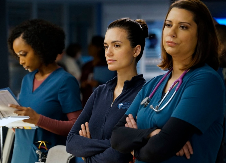 'Chicago Med' has begun production on Season 6