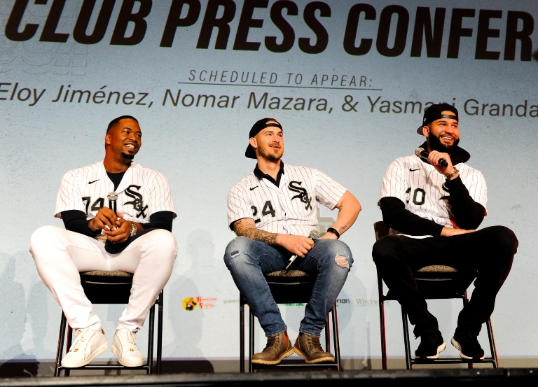 White Sox cancel 2021 SoxFest due to COVID