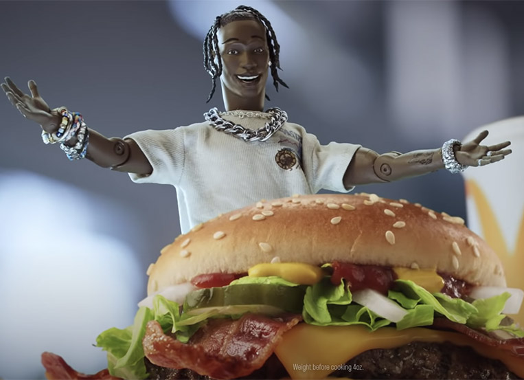 Travis Scott & McDonald's launch multi-tier collaboration