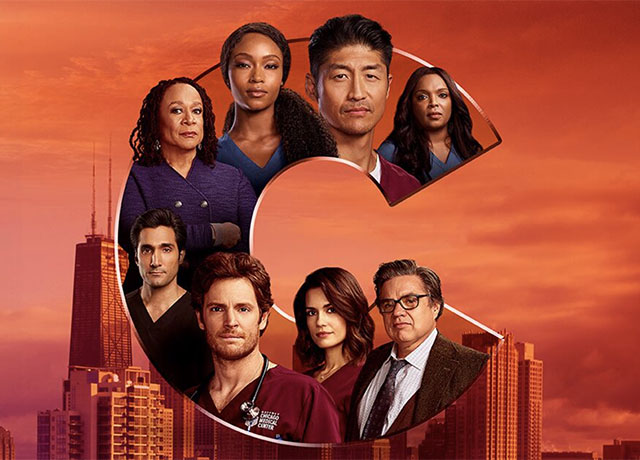 'Chicago Med' cast & crew return from quarantine