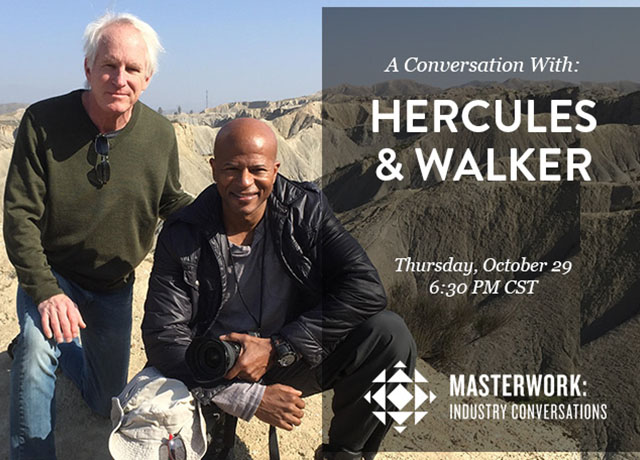 A Conversation with Bob Hercules & Keith Walker