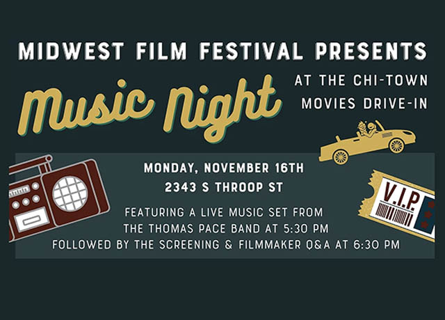 MFF presents Music Video/Music in Film Night