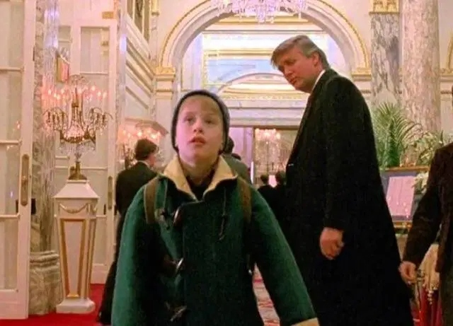 Macaulay Culkin supports Trump out of Home Alone 2