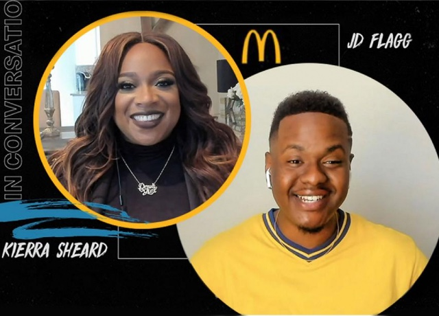Kierra Sheard joins Black & Positively Golden Mentors