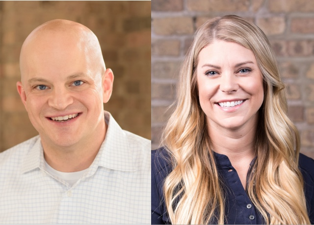 Closerlook promotes David Droll and Chelsea Patton