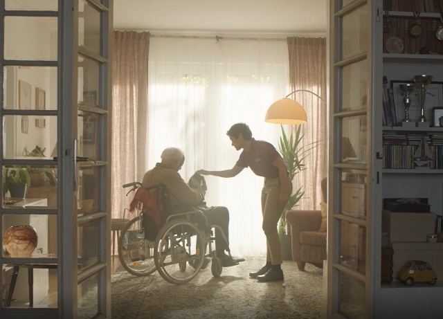 Energy BBDO's new brand campaign for Home Instead