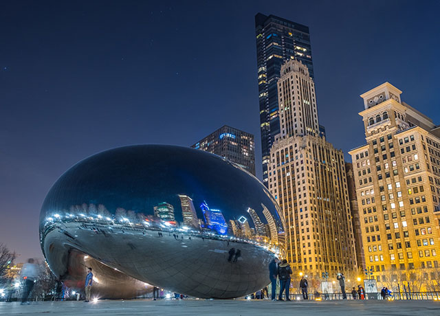 How Chicago ranks in the Happiest Cities in the U.S.