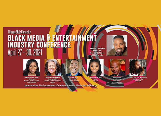 Black Media & Entertainment Industry Conference at CSU