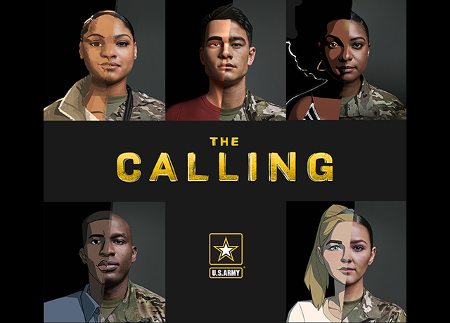 U.S. Army releases 'The Calling' animated series
