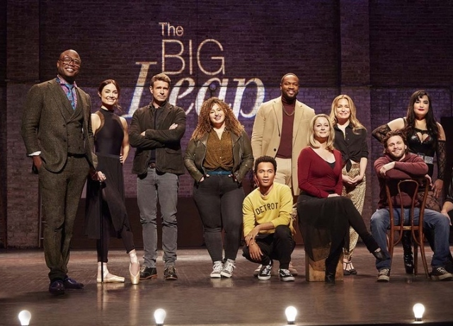 Fox takes leap, greenlights Chicago-produced Big Leap
