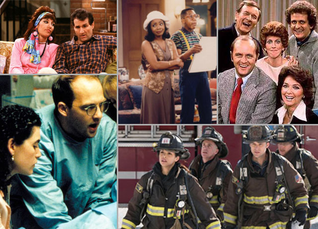 Our Top 10 list of the best TV shows set in Chicago