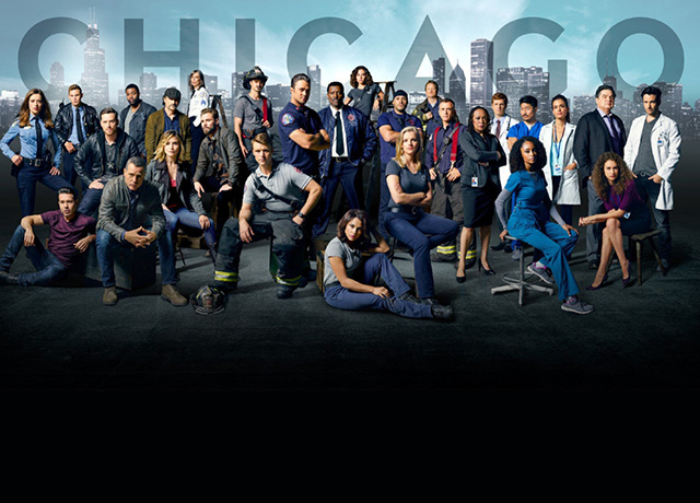 Chicago Fire, P.D. and Med begin filming the new season