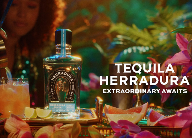 Tequila Herradura rebranded in Energy BBDO campaign