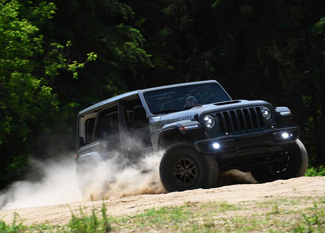 Jeep Wrangler Xtreme Recon at the Chicago Auto Show