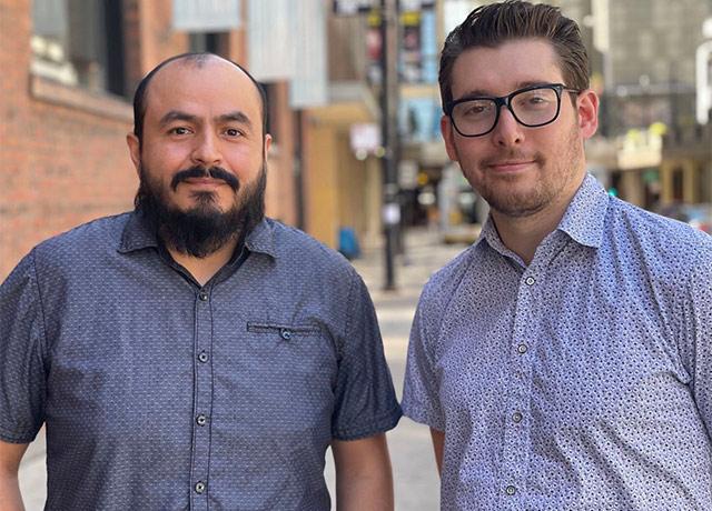 Optimus Design promotes Luis Mayorga and Tyler Nelson