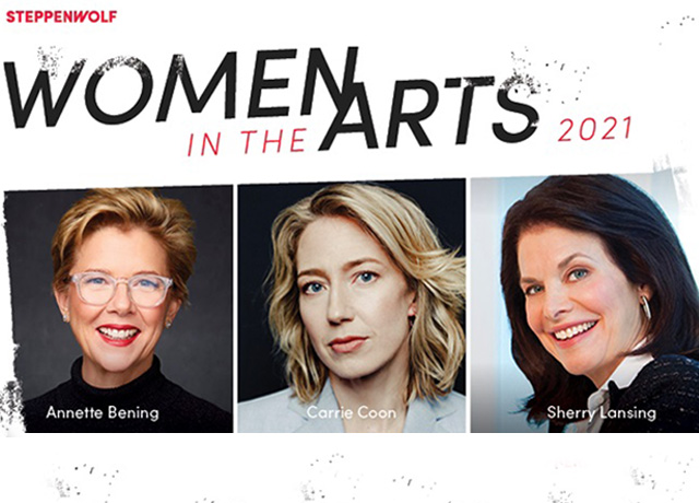 Steppenwolf honors Annette Bening and Sherry Lansing