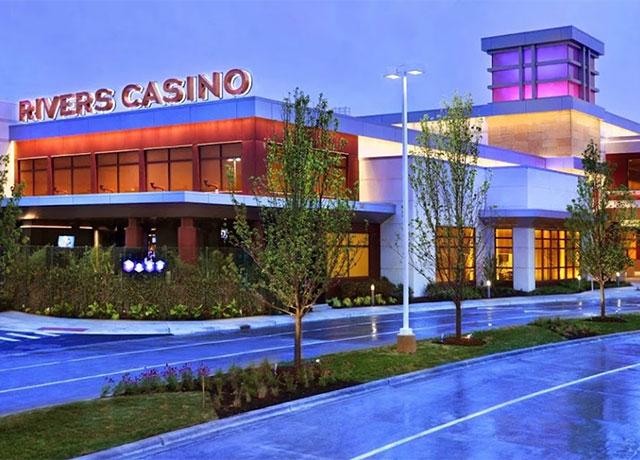 Chicago Bears, BetRivers, Rivers Casino in partnership