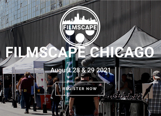 Filmscape gears up for the 2021 show on Cinespace lot