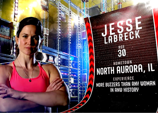 Chicago athletes to compete on American Ninja Warrior