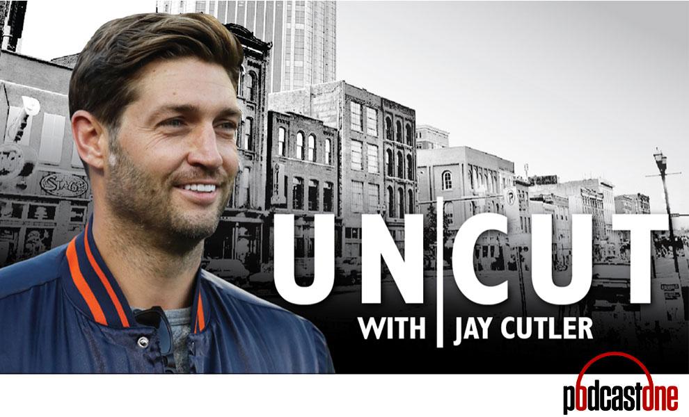 PodcastOne scores NFL quarterback Jay Cutler for podcast series