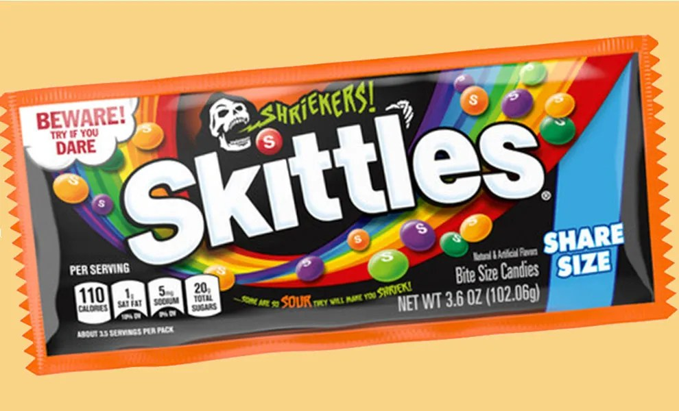 Mars Wrigley treats fans to limited-edition SKITTLES for Halloween