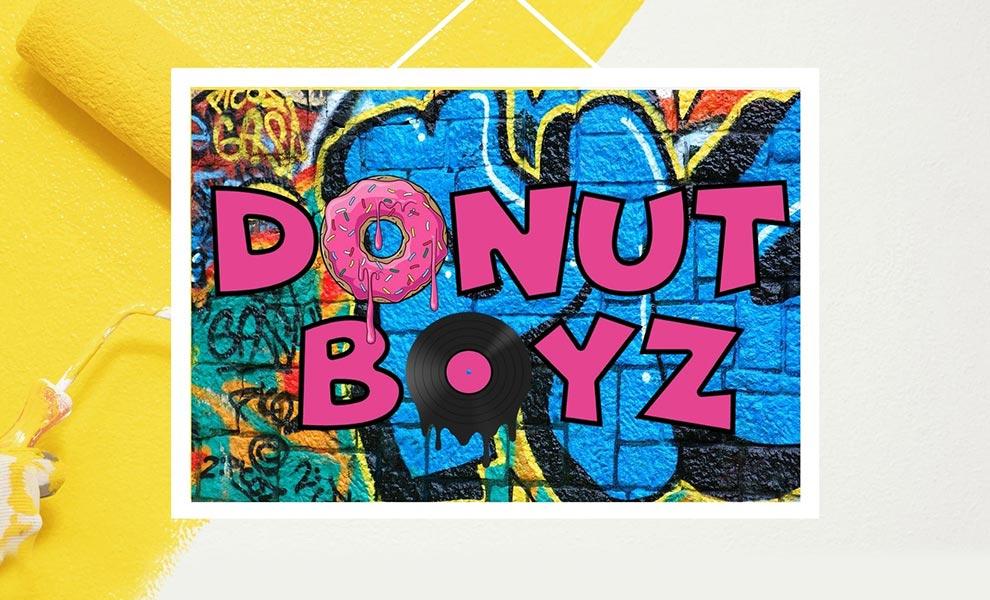 "Erica Duffy, Julio Desir, Adam Rudder team up on TV Pilot ""The Donut Boyz"""