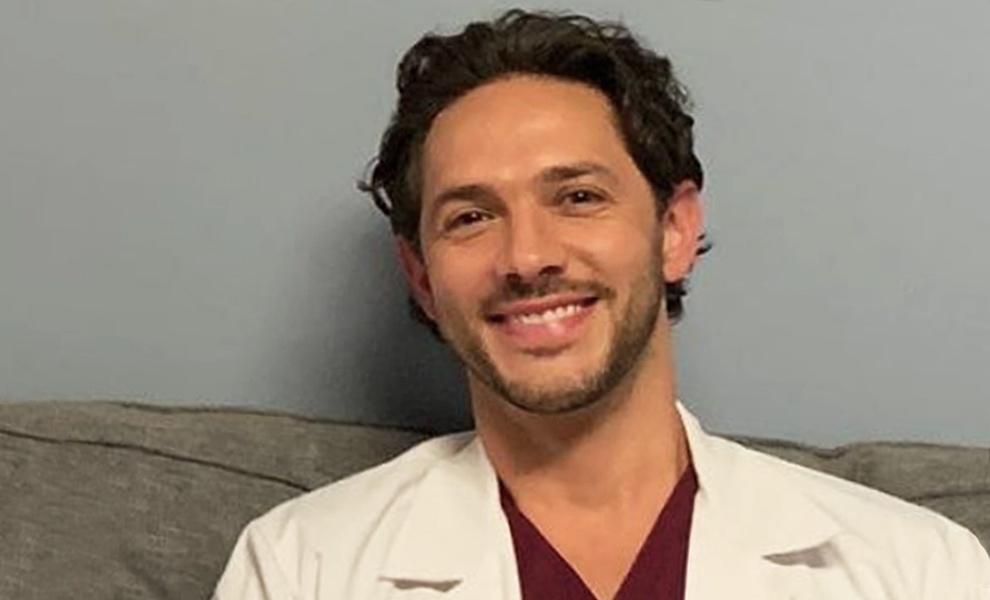 There's a new doctor in town on Chicago Med