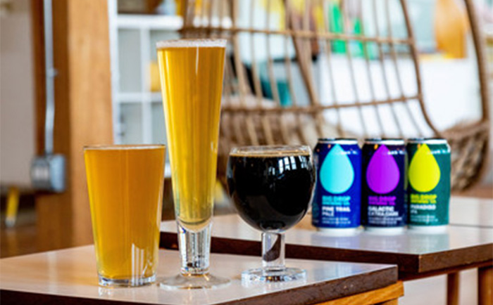 Big Drop goes big for Chicago's first National Non-Alcoholic Beer Day