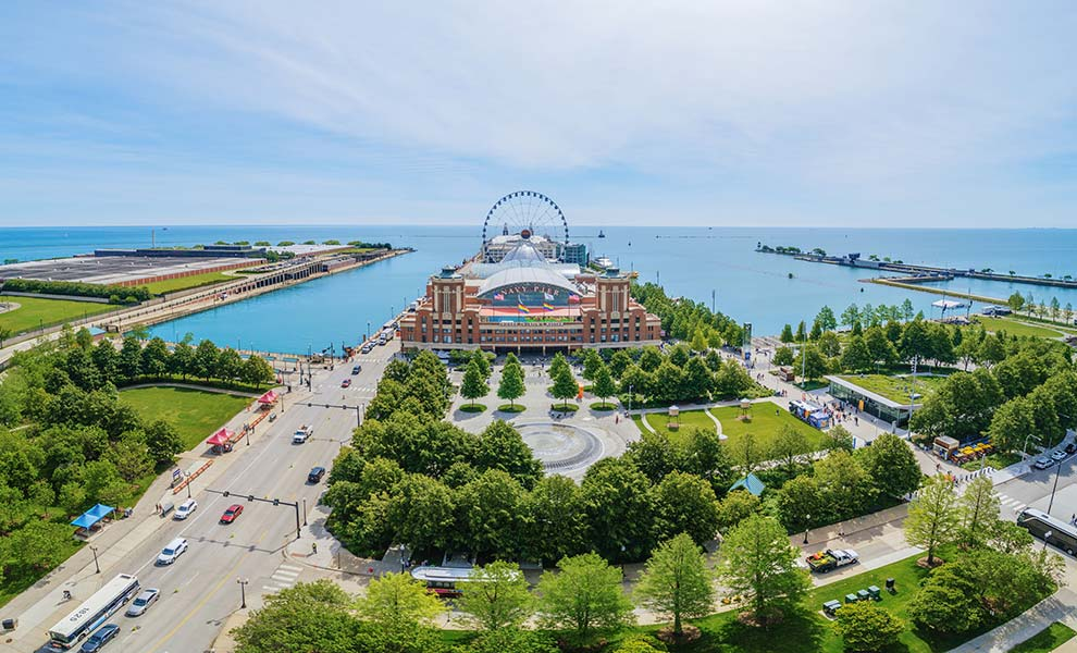 Navy Pier announces free Fall programming schedule
