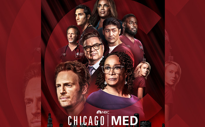 Official cast photos for Season 7 of Chicago Med