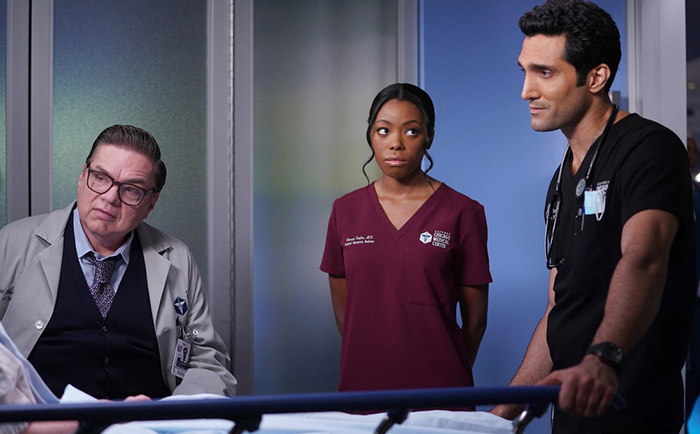 Chicago Med: this week's pics & promo Be The Change You Want To See