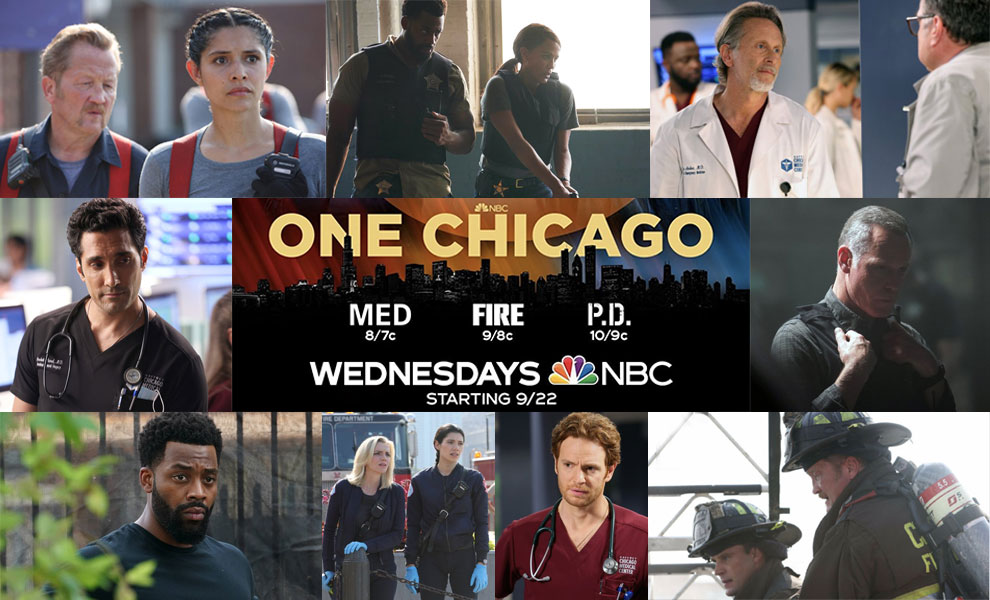 NBC releases new One Chicago promo poster for Chicago Med, Fire, P.D.