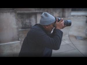 Sigma 35mm 1.4 Canon Video