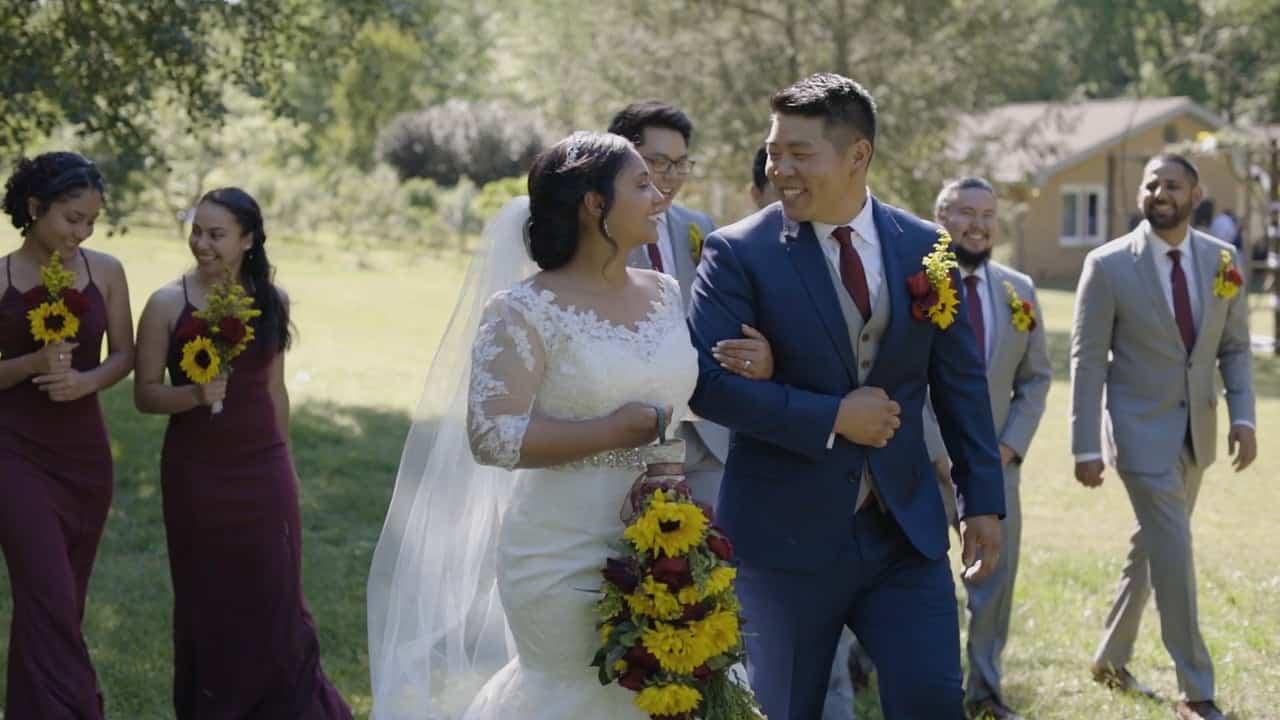 Summer Wedding Video in Atlanta 1 Atlanta Videography ReelCoolFilmz