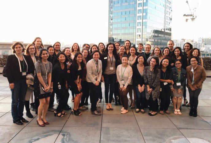 Guest speaker at Women@ in San Francisco