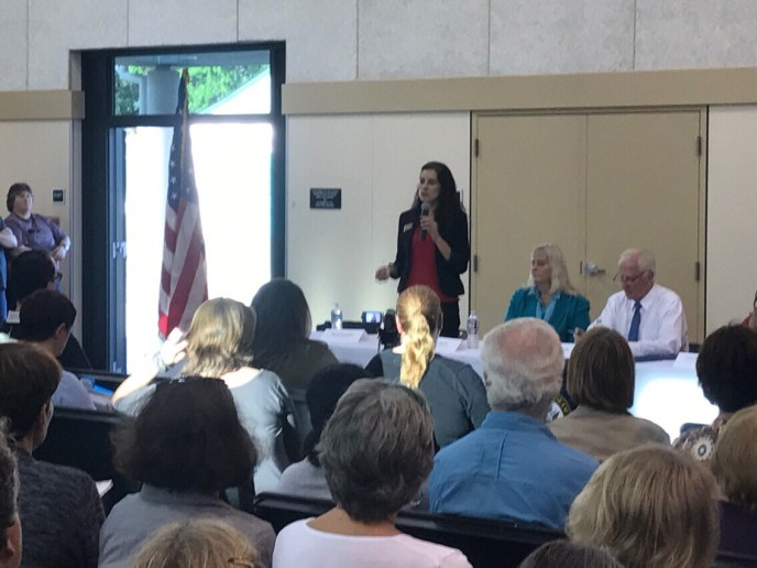 Town Hall with Congressman Mike Thompson