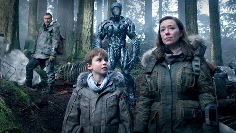 Netflix Brings Us Lost In Space