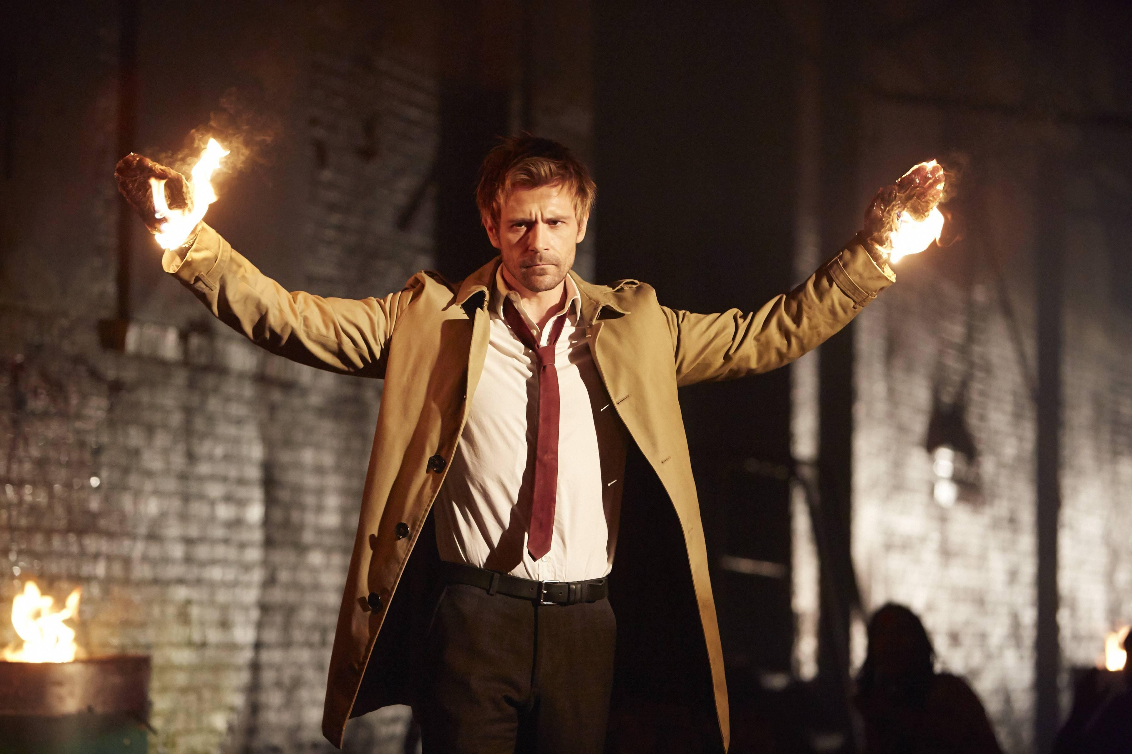 Constantine/CW Seed