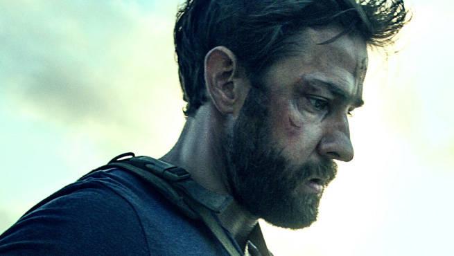 """John Krasinski in """"Tom Clancy's Jack Ryan"""" from Amazon Studios."""