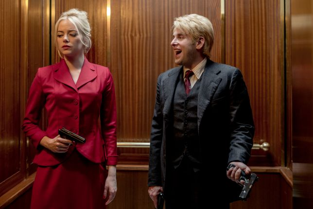 """Emma Stone and Jonah Hill in """"Maniac"""" from Netflix"""