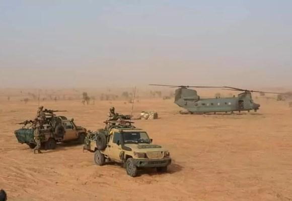 SAHEL : Le Tchad retire 600 soldats de la force du G5 Sahel stationnés a la zone de trois frontieres