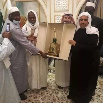 Mali/Arabie Saoudite : l'imam Mahamoud Dicko honoré à Makkah